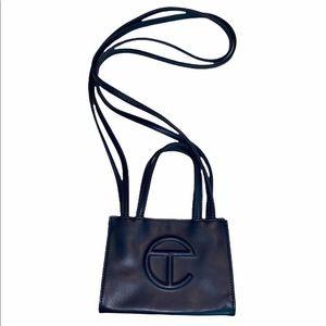 Dark Blue Telfar Bag